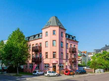 gemütliche 2- Zi.-Wohnung mit Balkon in Löbtau
