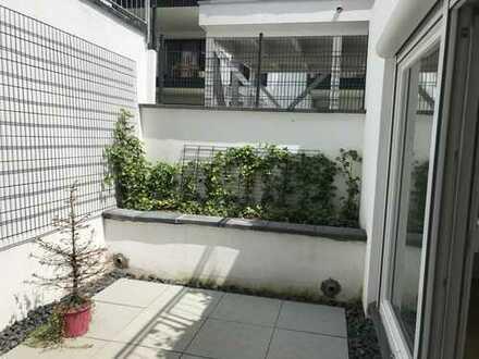 Schöne 3 Zimmerwohnung im Untergeschoss in Weil der Stadt- Merklingen mit lichtdurchflutetem Hof