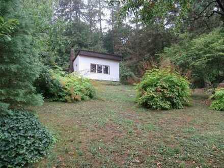 Grundstück in idyllischer Waldrandlage