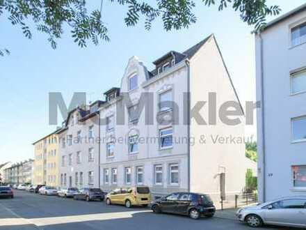 Kapitalanlage: Sicher vermietete 3,5-Zi.-Maisonette zentral in Essen-Bergeborbeck
