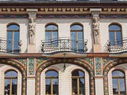 Dachgeschosswohnung mit 14 qm Balkon und Stellplatz im Majolika Haus