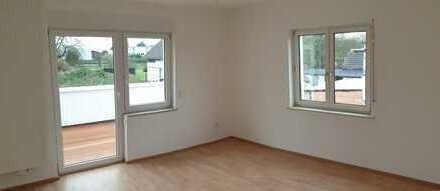 Erstbezug nach Sanierung: helle 5-Zimmer-Wohnung mit Balkon in Nidderau