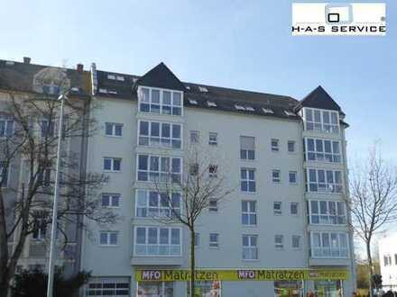 Helle Zweiraumwohnung mit Fahrstuhl und Blick über Chemnitz