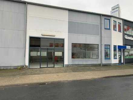 Moderne Lagerhalle/Ausstellungsfläche mit 1A Lage in Frechen bei Köln - provisionsfrei v. Eigentümer