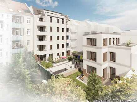 """""""Williams"""" Grün & stadtnah leben, 9 individuelle Neubauwohnungen"""