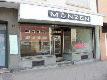 Ladenlokal in der Innenstadt Dortmund mit sehr viel Potential