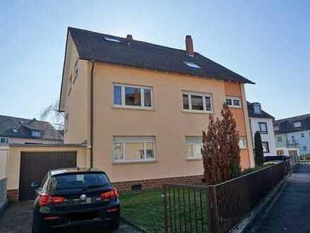 Balkon + Gartennutzung + Garage: Ruhiges Wohnen in Sandhofen