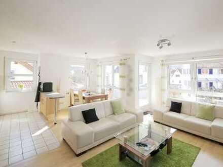 Sehr schöne 2-Zimmer-Wohnung mit Balkon