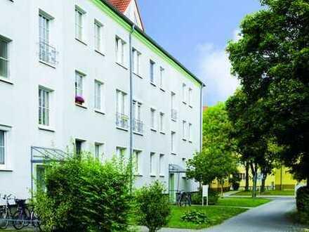 Hell & modern leben - 3-Raumwohnung im Dachgeschoss