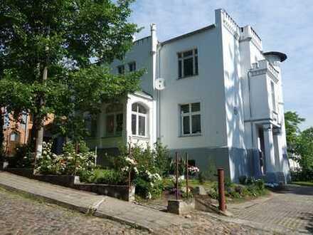 Berlin? Warum nicht in einer Villa in Bad Freienwalde wohnen?
