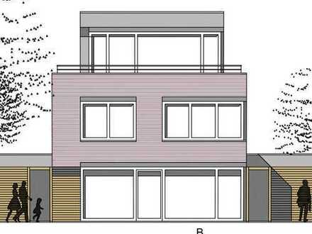 Erstbezug: Niedrigenergie-Zweifamilienhaus mit Einbauküche in Oberneuland, Bremen