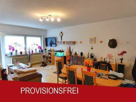 PROVISIONSFREI! Großzügige 3-Zimmer-Wohnung mit Balkon und Garage in Altwiesloch zu verkaufen