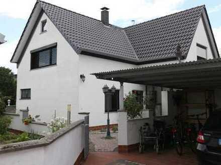 3-Zi.-ETW mit großer Süd/West-Terrasse u. Carport in Griesheim