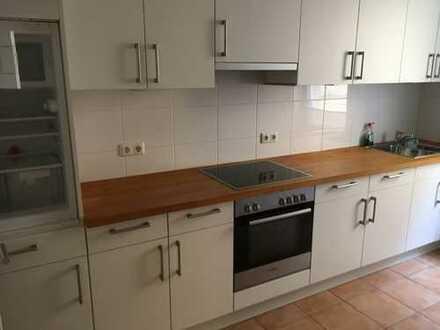 Sanierte 2-Zimmer Wohnung mit EBK in attraktiver Wohngegend