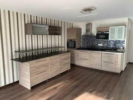 Exklusive, gepflegte 4-Zimmer-Wohnung mit Balkon und Einbauküche in Mundelsheim