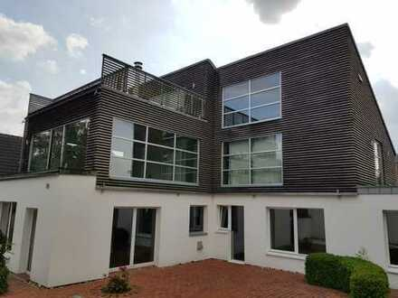 Exklusives Einfamilienhaus, Garten, Dachterasse, offene Bauweise, Kamin, 7 Zi., Meerbusch Ilverich