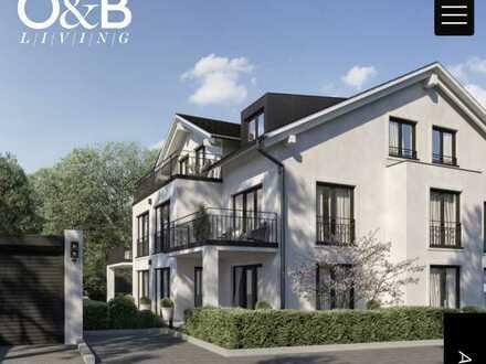 Erstbezug: stilvolle 2-Zimmer-Wohnung mit Einbauküche und Balkon in Höhenkirchen-Siegertsbrunn