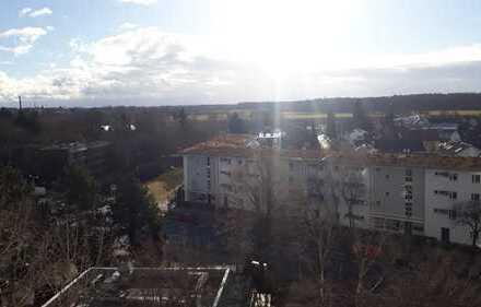Sehr helle und neuwertige 2-Zimmer-Wohnung mit EBK und herrlichen Alpenpanorama nähe Solln