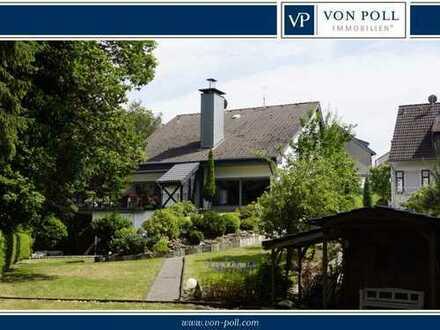 Mehrgenerationenhaus - 3.941m² Grundstück in Waldrandlage
