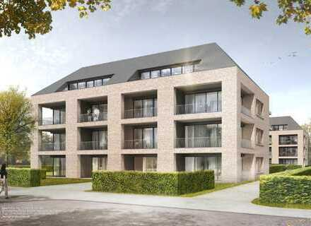 Südorientierte Neubauwohnung im 1.OG in sehr guter Lage - Baugemeinschaft als Alternative zum Kauf