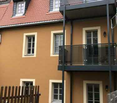 Hochwertig saniertes Stadthaus in Oederan zur Vermietung