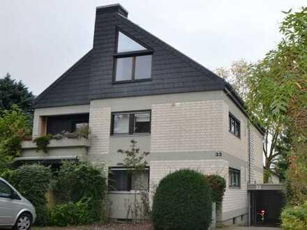 HD-Handschuhsheim, Ruhige Wohnlage 3-Zimmer-Dachstudio-Wohnung ohne Balkon, an 2 Pers. Keine WG