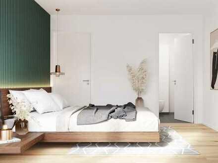 The Art of Living: 4-Zimmer-Maisonette mit großzügigem Raumkonzept und sonnigem Garten in Traumlage