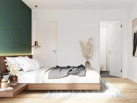 4-Zimmer-Maisonette mit großzügigem Raumkonzept, 2 Terrassen und sonnigem Privatgarten in Traumlage