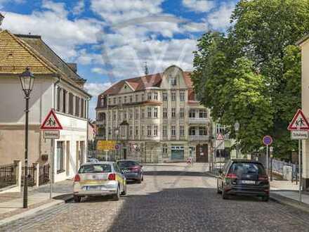 Attraktives Einzeldenkmal mit Hinterhaus + Top-Innenstadtlage