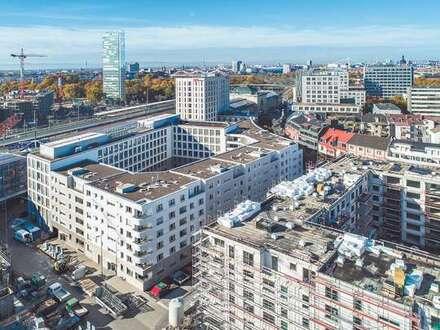 Wohnen im KEPLER-QUARTIER: Attraktive 3 Zimmer-ETW in MA-Schwetzingerstadt