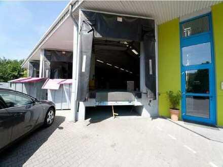 Büro- (ca. 343 m²) und Lagerfläche (ca. 390 m²) in Schwalbach provisionsfrei zu vermieten