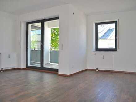 3,5 Zimmer Wohnung mit Terrasse, Balkon und Garten