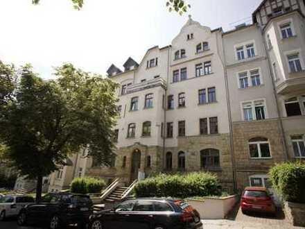 +++ großzügige 2-Raum-Wohnung mit sonnigem Balkon auf dem Kaßberg +++