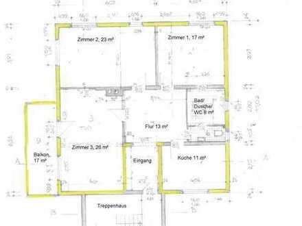 Maintal Bischofsheim - 3-Zimmerwohnung in 3- Familienhaus. Von Privat.