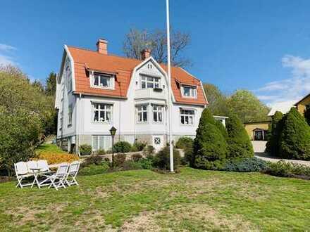 Verwöhnende und repräsentative Villa