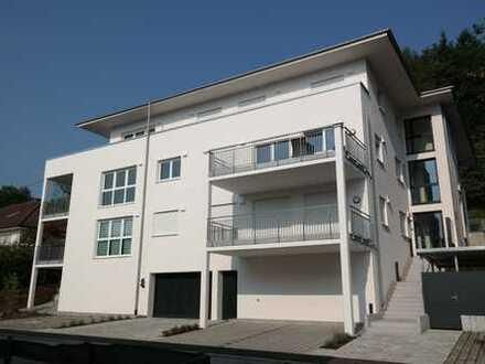 3-Zimmer-Penthousewohnung mit Dachterrasse und Blick ins Grüne und über die Stadt in zentraler Lage