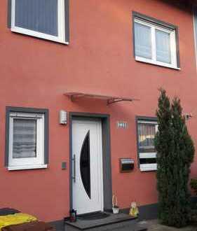 Gepflegtes Reihenhaus mit fünf Zimmern in Augsburg, Hammerschmiede