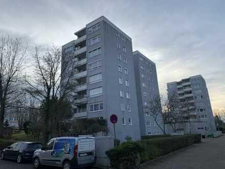 Modernisierte 2-Zimmer-Wohnung mit Balkon in Pforzheim/Haidach
