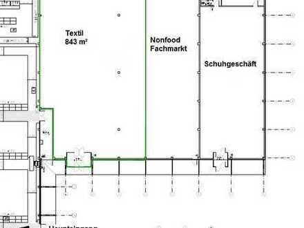 Provisionsfrei: Handelsfläche im Kaufland Moosburg zu vermieten!