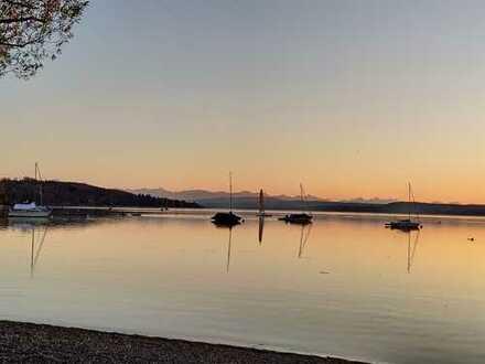 Herrsching ab Mai 2020: Erstbezug! Traumhafte Doppelhaushälfte in perfekter Lage 150 Meter vom See
