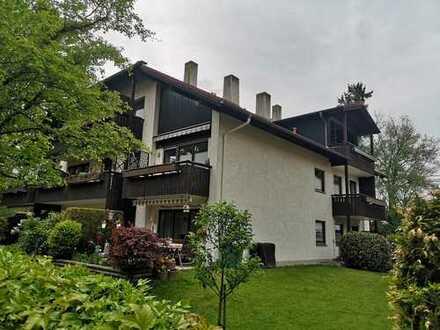 **RESERVIERT** Renovierungsbedürftige 3-Zimmer-Eigentumswohnung mit West-Balkon -vermietet-