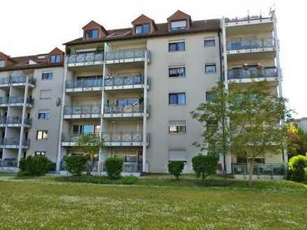 Appartement - Einbauküche neu, mit großem Balkon