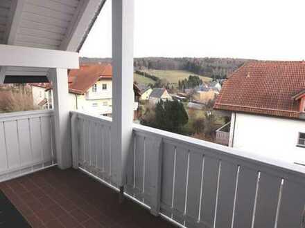 Höckendorf ! Schöne ruhige 1-Raum-Wohnung mit Balkon!