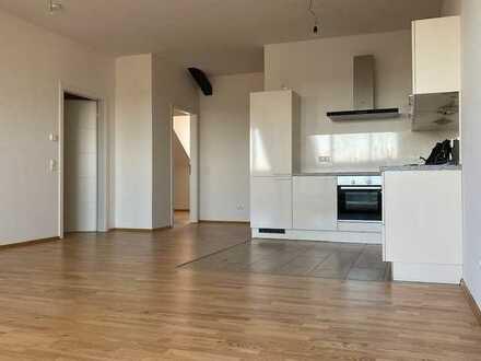 Whg.21 DG: Gehobene 3-Zi-Wohnung mit Loggia in Herbolzheim
