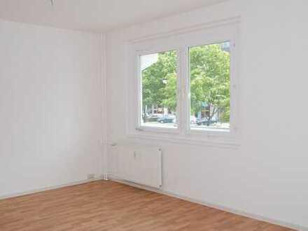 4-Raum-Wohnung nahe Schloßteich