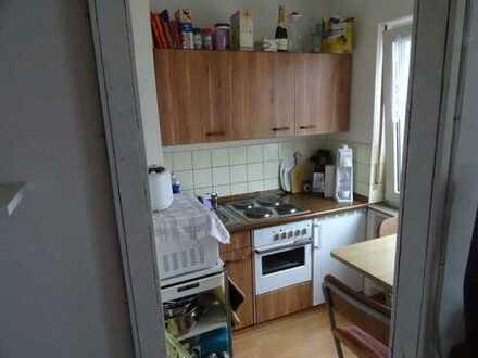 Exklusive, gepflegte 1-Zimmer-Wohnung mit Einbauküche in Mühlheim am Main