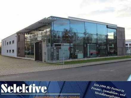 """Sehr schöne repräsentative Gewerbeimmobilie im """"Businesspark Niederrhein"""" - 857 m² Gesamtfläche"""