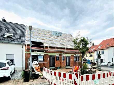 Modernes Reihenmittel- und Reihenendhaus in Split-Level-Bauweise in ruhiger Wohnlage