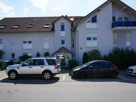 Sonnige 3-Zimmer Wohnung im Herzen von Heitersheim