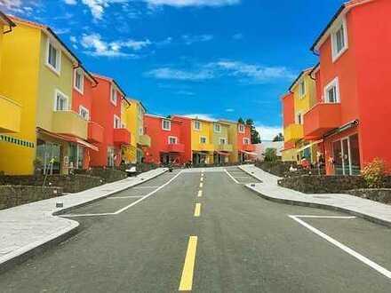 Grundstücke für elf Stadthäuser